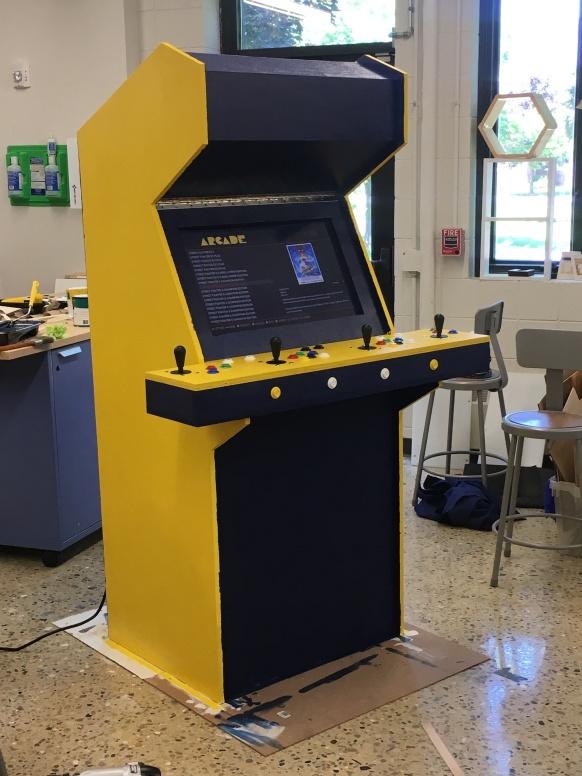 Full-sized Arcade