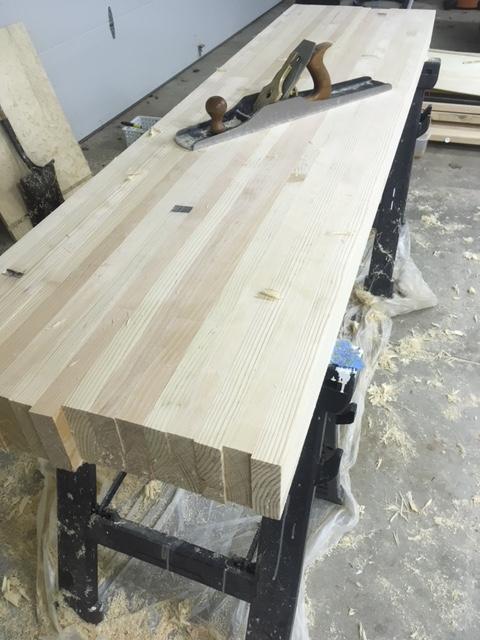 planing bench